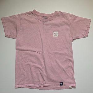 Adidas Pink Tee Top Women Shirt